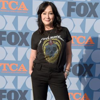 Shannen Doherty trying to accept body after cancer battle