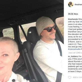 Shannen Doherty finds people 'lunge' away from her after cancer treatment
