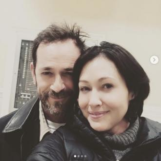 Shannen Doherty: Luke Perry's death is impossible to process