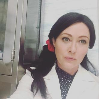 Shannen Doherty 'grateful' to be working again