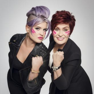 Sharon and Kelly Osbourne join Race for Life's Pink Army