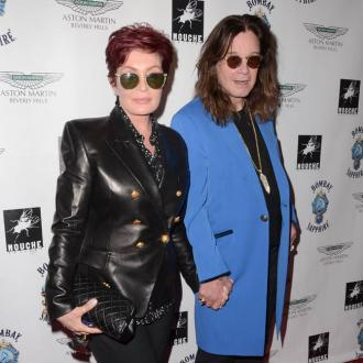 Ozzy and Sharon Osbourne are 'in love'