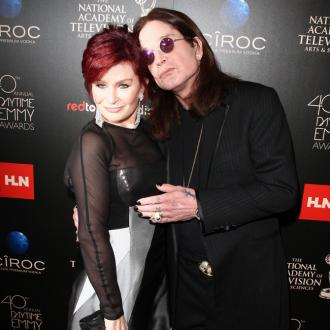 Ozzy And Sharon Osbourne Renew Vows In Intimate Ceremony