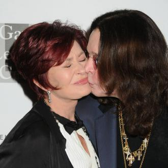 Ozzy And Sharon Osbourne Kiss In Public For First Time Since Rift