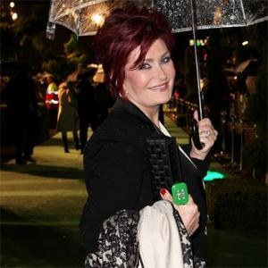 Sharon Osbourne Supports Love-sick Kelly