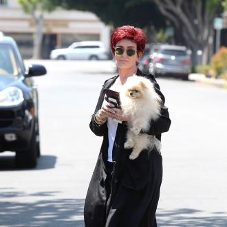 Sharon Osbourne spends £230k flying dogs