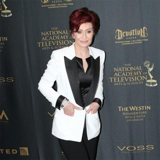 Sharon Osbourne returns to The Talk