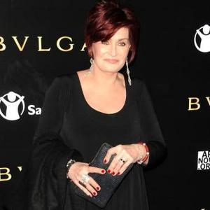 Sharon Osbourne Breaks Down On Tv