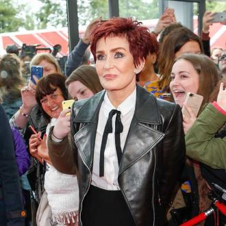 Sharon Osbourne needs 'therapy' for telly addiction