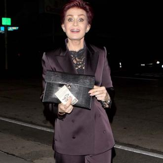 Sharon Osbourne mocks Simon Cowell