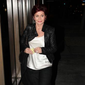 Sharon Osbourne Set House On Fire