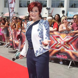 Sharon Osbourne: Simon Cowell Is A Big Softie