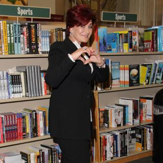 Sharon Osbourne Writing Children's Book