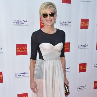 Sharon Stone: Love has helped me feel young