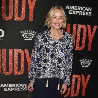 Sharon Stone recalls being struck by lightning while ironing