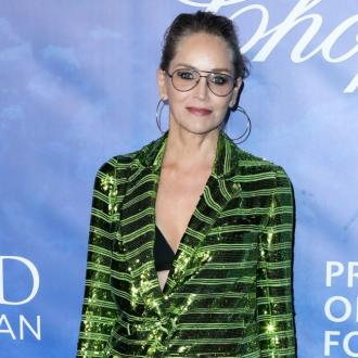 Sharon Stone predicts 'dramatic' death