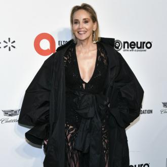 Sharon Stone says writing her memoir is 'tough'