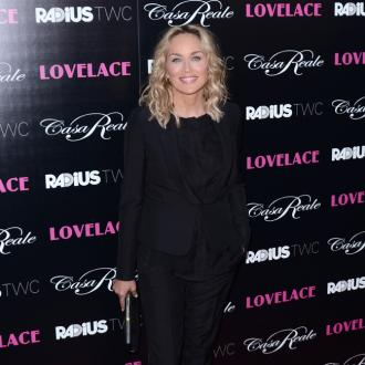 Sharon Stone Is 'Enjoying' Ageing