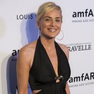 Sharon Stone Pins Images Of Herself In Kitchen