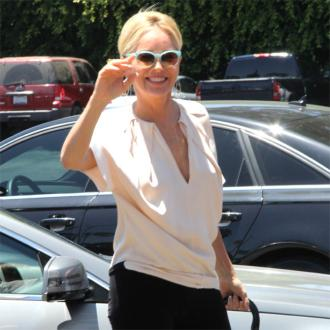 Sharon Stone No Longer Works Out
