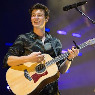 Shawn Mendes' skin 'always breaks out' when he goes on tour