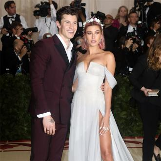 Shawn Mendes and Hailey Baldwin make red carpet debut at Met Gala