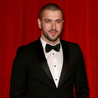 Shayne Ward Allergic To Santa Suit