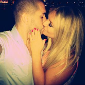 Shayne Ward Engaged To Faye Mckeever