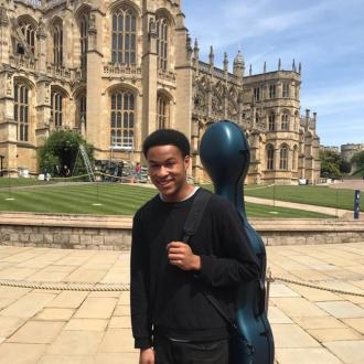 Award Winning Cellist Sheku Kanneh-mason Says Royal Wedding Was A 'Dream'