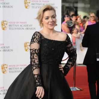 Sheridan Smith receives praise for her work ethic following the death of her father