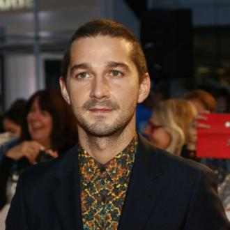 Shia LaBeouf and Tom Hardy had 'naked wrestling match'