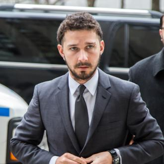 Shia LaBeouf healed by movie