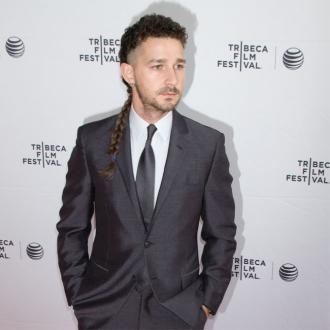 Shia LaBeouf reveals his admiration for Gary Oldman