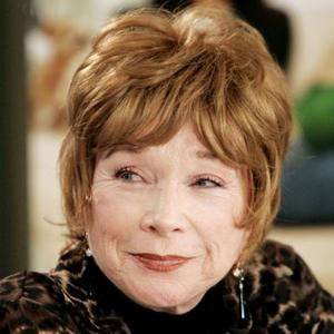 Shirley Maclaine Has Strong Bond With Dog