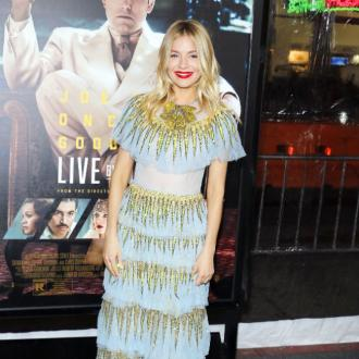 Sienna Miller To Star In The Burning Woman