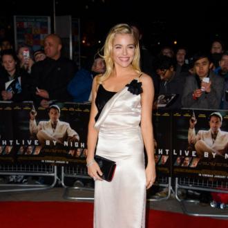 Sienna Miller 'immune to criticism'
