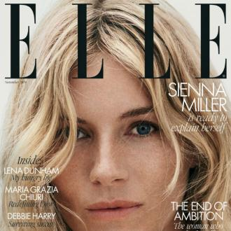 Sienna Miller Is 'Terrible' At Being Famous