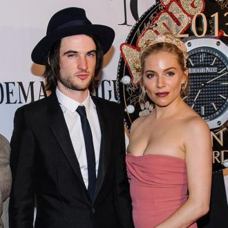 Sienna Miller And Tom Sturridge Unveiled As New Faces Of Burberry