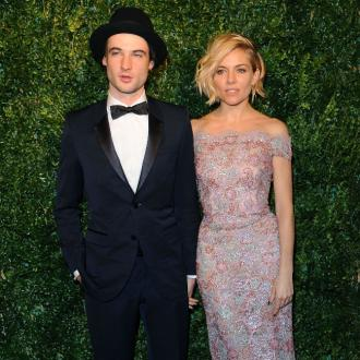 Sienna Miller stayer with Tom Sturridge for daughter