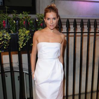Sienna Miller Supports Bfi's Luminous Gala