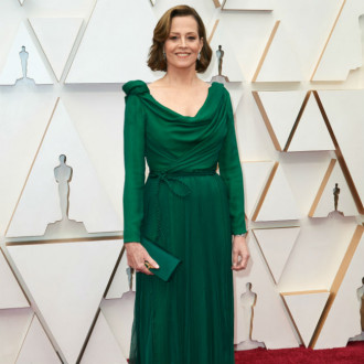 Sigourney Weaver upbeat about Hollywood's future