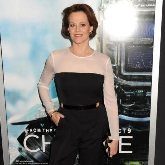 Sigourney Weaver 'Comfortable' Taking Risks