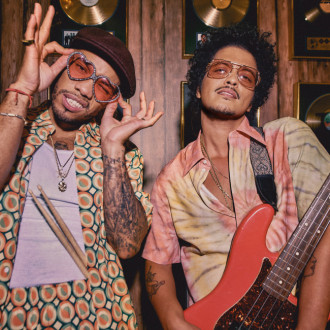 Bruno Mars and Anderson Paak's Silk Sonic drop debut single Leave The Door Open
