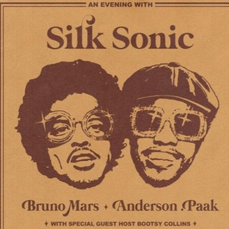 Bruno Mars and Anderson Paak form new band Silk Sonic