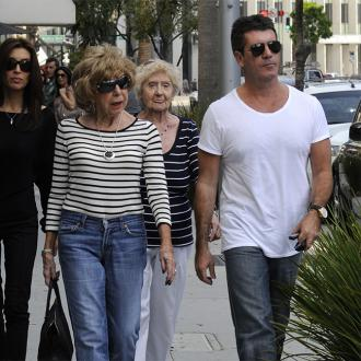 Simon Cowell's Comforting Words After Mother's Death