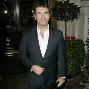 Simon Cowell's Pal Has Wedding Nerves