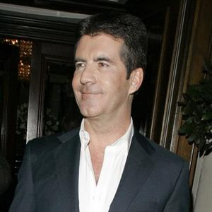 Simon Cowell Content At 50