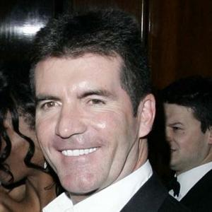 Simon Cowell Receives International Emmy Award