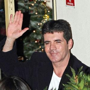 Simon Cowell Is Mr Pop To Mother