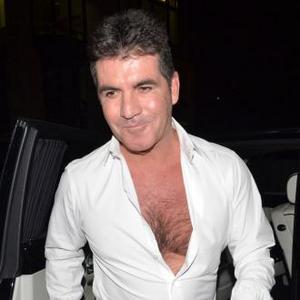 Simon Cowell's Garden Bush Homage